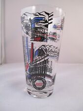 Vintage Collector's Glass Eastern Gas and Fuel Association Philadelphia Coke