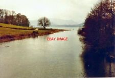 PHOTO  POOLEY BRIDGE CUMBRIA ULLSWATER IN 1984 AS SEEN FROM THE BRIDGE OVER THE