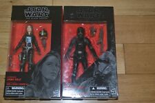 Star Wars Black Series Rogue One JAINA SOLO-DEATH TROOPER