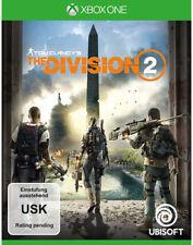Microsoft XBOX - One XBOne Spiel The Division 2 Tom Clancy NEU NEW 18 55