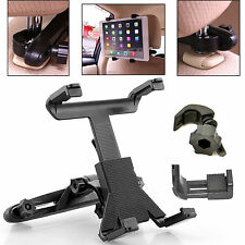 "Car Seat Headrest Universal Holder Mount for Galaxy Tab iPad 4 5 Air 6-10""inch"