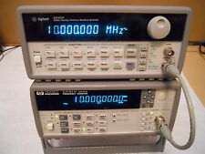 Keysight Agilent HP 53181A RF Frequency Counter 225MHz Freq Meter Good Condition