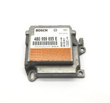 Audi A6 4B Airbag Steuergerät 4B0959655E Bosch 0285001268, 12 Monate Garantie