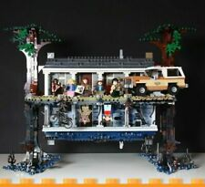 Creator Stranger Things Upside Down Building Blocks Bricks MOC 75810 Play Gift