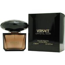 CRYSTAL NOIR * Versace 3.0 oz / 90 ml Eau de Toilette Women Perfume Spray