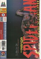 °SPIDER-MAN THE MANGA #5 LIZARD FACE-to-FACE° 1998 US Marvel Ryoichi Ikegami