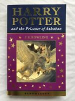 Harry Potter and The Prisoner Of Azkaban J.K. Rowling Celebration 1st Edition