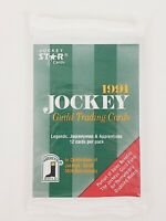 1991 JOCKEY GUILD TRADING CARDS - UNOPENED PACK  - Vintage