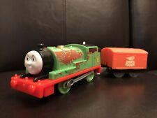 Thomas The Train Trackmaster Tomy Plarail PERCY CHOCOLATE CRUNCH GOOD WORKING