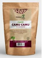 Organic Camu Camu Berry Powder - Natural Vitamin C | Superfood Fruit | Raw |