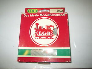 G scale. LGB Lehmann 5022 Wire cable for model trains in box.
