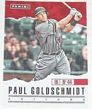 2017 Panini Father's Day Multisport - #22 Paul Goldschmidt