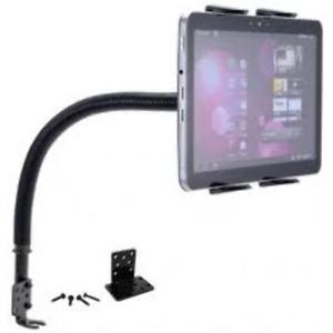 "Arkon Universal Tablet Car Mount | 18"" Seat Rail or Floor Mount"