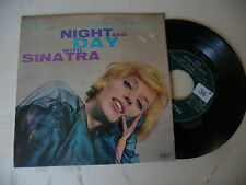 "FRANK SINATRA"" NIGHT & DAY-disco 45 giri EP(4 songs)CAPITOL It 1960"""