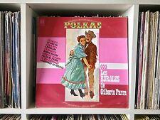 LOS RURALES DE GILBERTO PARRA | Polkas | La faceta - La Adelita | LP EX