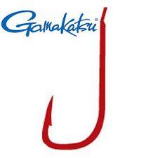 Hameçons Gamakatsu G-Code LS-1310B N°8 par 25