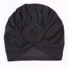 Indian Style Women Cotton Turban Hat Bandana Hairband Chemo Head Wrap Hijab Cap