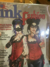INK FASHION Magazine---ISSUE # 10- (TATTOO MAGAZINE)
