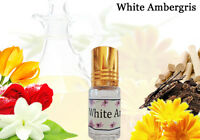 WHITE AMBERGRIS, Perfume Oil Free of Alcohol !!