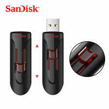 New SanDisk 32GB 16GB Cruzer Glide USB 3.0 Flash Drive Genuine USA Seller