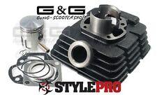 stylepro Cylindre kit cylindre 40mm 50ccm YAMAHA DT 50 - RD - MX - ST