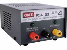 GME PSA123 4 Amp DC Regulated Power Supply Transformer
