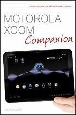 Motorola Xoom Companion By Joli Ballew