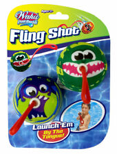 Wahu Fling Shot Pool Toy Game | Fling by their tongue & Splat Your Friends