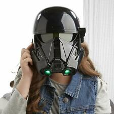 Star Wars Rogue One Imperial Death Trooper Voice Changer Mask Ages 5+ Toy Play