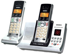 UNIDEN 5335+1 DIGITAL CORDLESS HOME OR OFFICE PHONE SYSTEM 5.8GHz ANS/MACHINE***