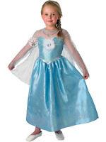 Disney Frozen Elsa Deluxe Costume Halloween Book GIRLS Fancy Dress Fairy REDUCED