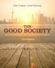 *LIKE NEW*FREE SHIP*The Good Society:Intro to Comparative Politics (3rd Edition)