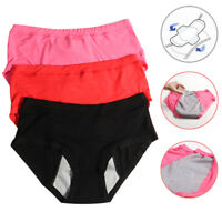 New Women Menstrual Period Underwear Modal Panties Physiological Leakproof Pants