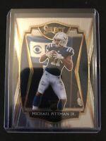 2020 Panini Select Michael Pittman Jr. Premier Level Rookie Indianapolis Colts