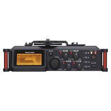 Tascam DR-70D 4-Ch Linear PCM Audio Recorder for Nikon Canon T3 T5 DSLR Cameras
