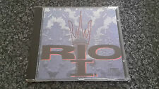Rio Reiser Rio 1. CD Made in Switzerland No Barcode CBSCD 26862