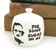 Edgar Allen Poe Sugar Bowl