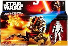 Star Wars Desierto Asalto WALKER con figura Entertainment Tierra Exclusivo 2015
