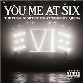 You Me at Six - Final Night of Sin At Wembley Arena (+DVD, 2013)
