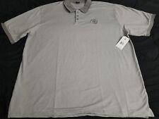 Rocawear 4XB 4XL Grau Kurzarm Polo T-Shirt UVP $50 Pullover Hose & mehr