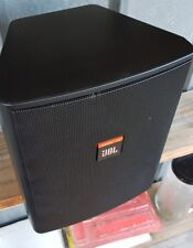 JBL Control Series 25T Surface Mount Indoor/Outdoor Speaker - 70.7V/100V, 2Black