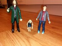 Sirius Black, Harry and Kreacher  action figure toy Harry Potter popco FREEPOST