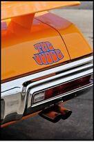 1 1970 GTO PONTIAC BUILT EL JUEZ Dragster Coche De Carreras Deporte modelo 24
