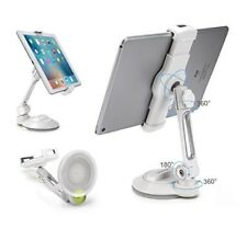 AboveTEK UNIVERSAL SUCTION CUPS IPHONE/IPAD MINI HOLDER PHONE TABLE MOUNT STAND