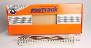 Lionel 6-12050 FasTrack 22.5 Degree Crossover NIB