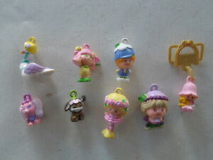 Charmkins hasbro 1983 1984 lot of 8 figures