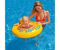 SALVAGENTE CON MUTANDINA MY BABY FLOAT INTEX 56585 per bimbi 6-12 mesi
