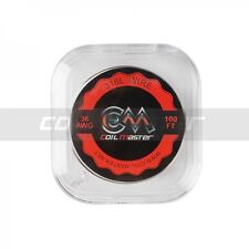 Coil Master 316l wire 36 awg 100 ft Quality Coil Building WIRE for REBUILDABLES