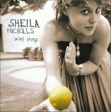 Brief Stop - Sheila Nicholls CD SEALED