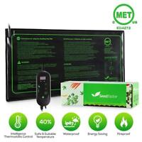 Digital Seedling Heat Mat Seed Starting Thermostat Controller for Seed Cloning